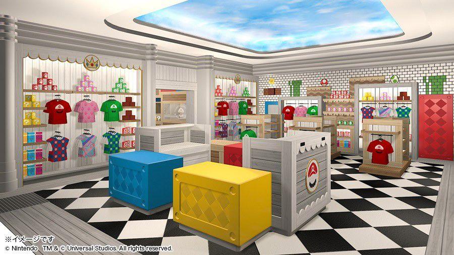 Super Nintendo World abrirá en Japón la próxima Primavera 5