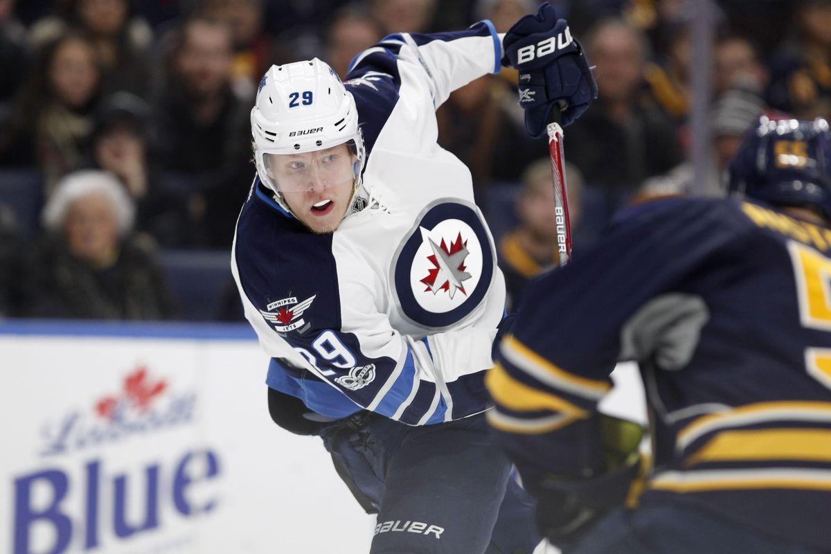 NHL: Winnipeg Jets at Buffalo Sabres