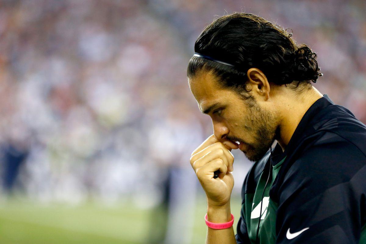 The Jets have a 2-1 mark sans Mark Sanchez.