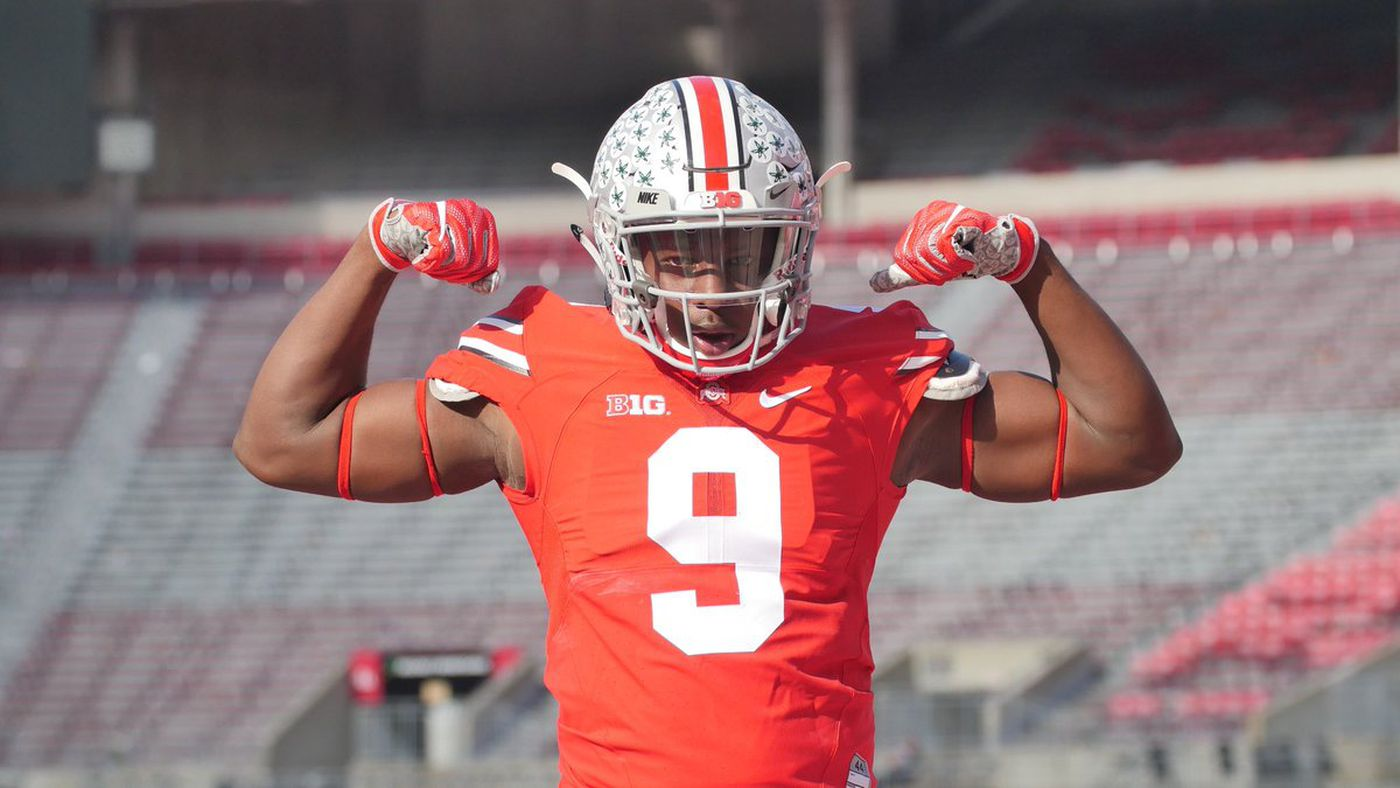 084be548279 3-star tight end Cormontae Hamilton signs with Ohio State - Land-Grant Holy  Land