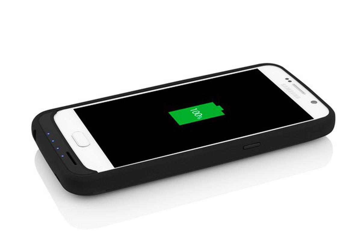 sale retailer 94dcc c7f62 Incipio's latest battery case brings the Galaxy S6 closer to ...