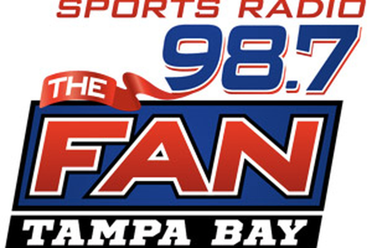 98.7 The Fan is Tampa Bay's only FM sports station