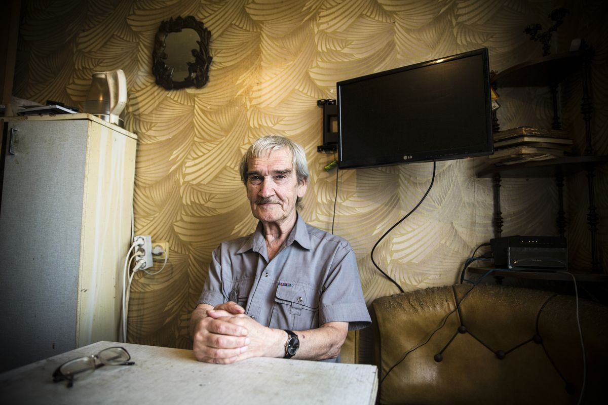 "Stanislav Petrov, a former Soviet military officer known in the West as ""The man who saved the world'' for his role in averting a nuclear war over a false missile alarm, died in May, 2015 at age 77."