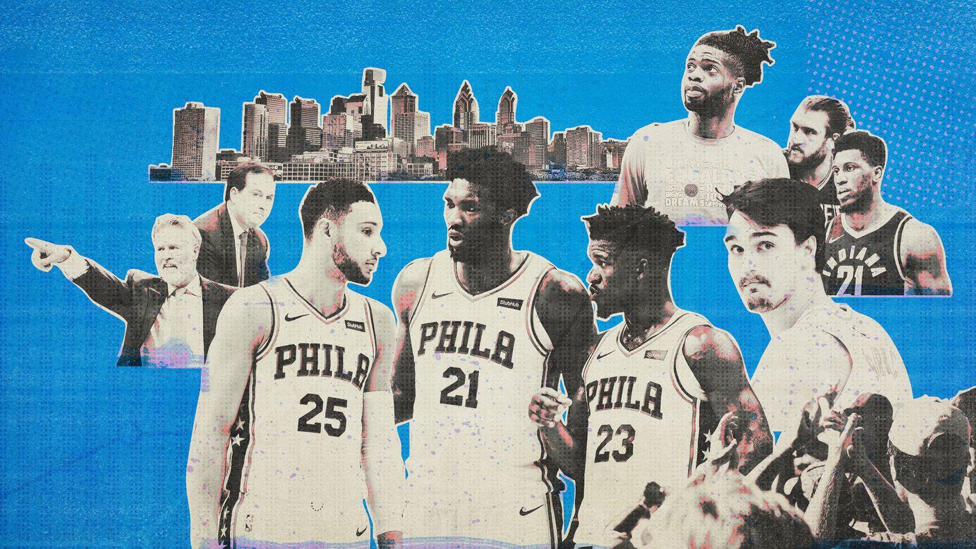 Former Philadelphia 76ers on the Team's Rebuilding Years