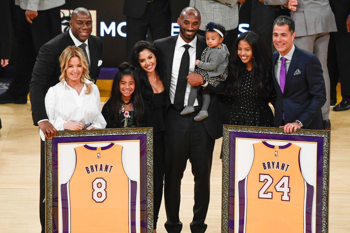 eb38d831fcc Kobe Bryant gives thoughts on Lakers to Rob Pelinka