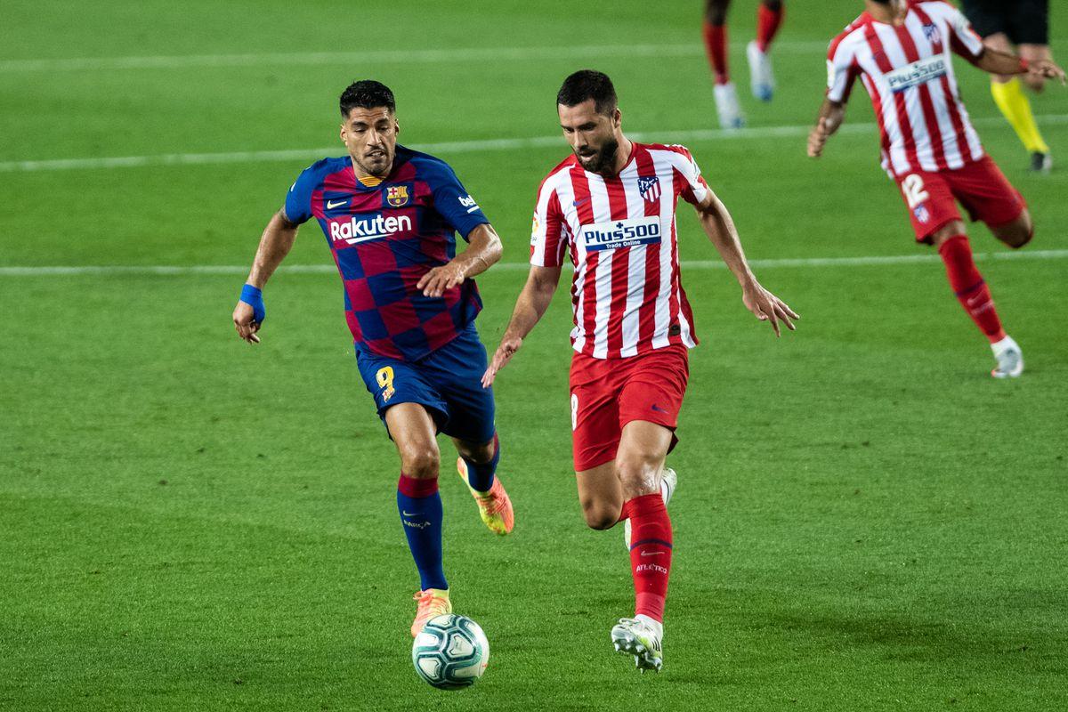 FC Barcelona V Atletico De Madrid - La Liga