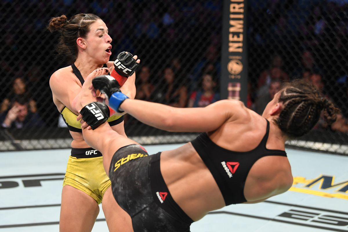 Mackenzie Dern releases statement after UFC Tampa loss: 'No excuses'