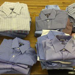 Dress shirts, $29