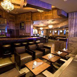 A look toward the bar at The Ainsworth.