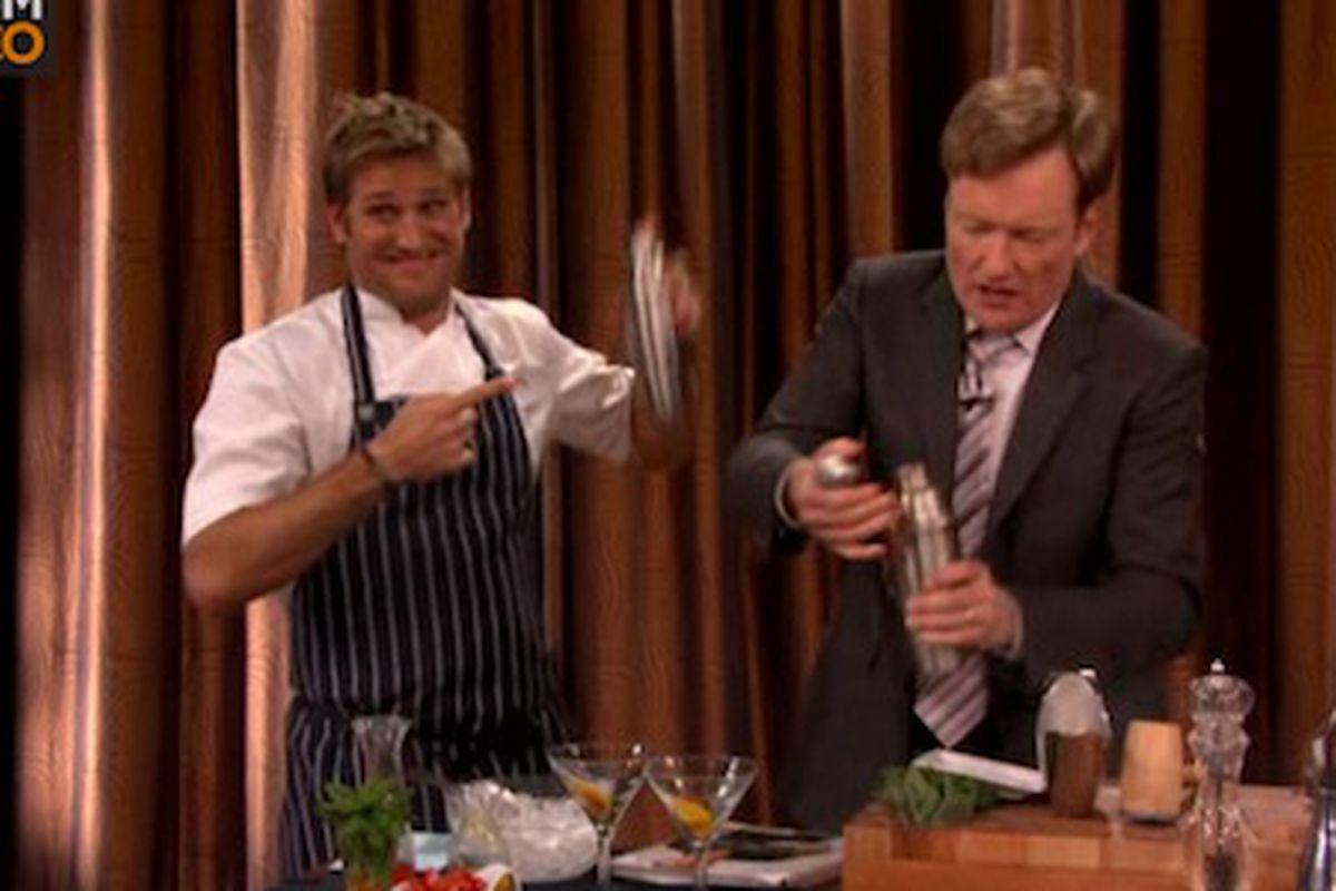 conan cooking