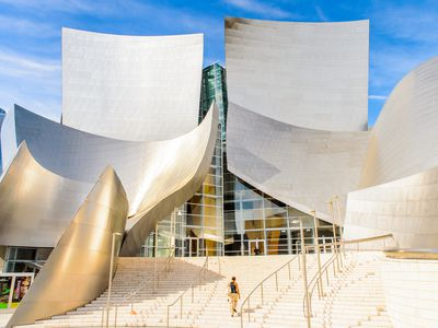 Frank Gehry turns 89: A look at his greatest hits
