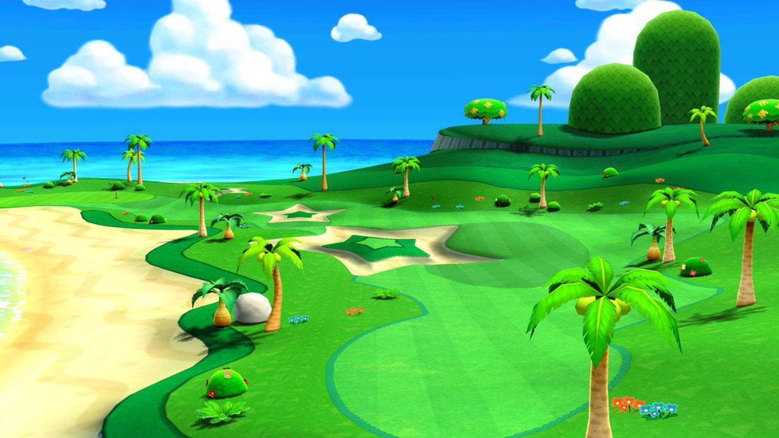 Mario Golf World Tour Season Pass Consists Of Three Dlc
