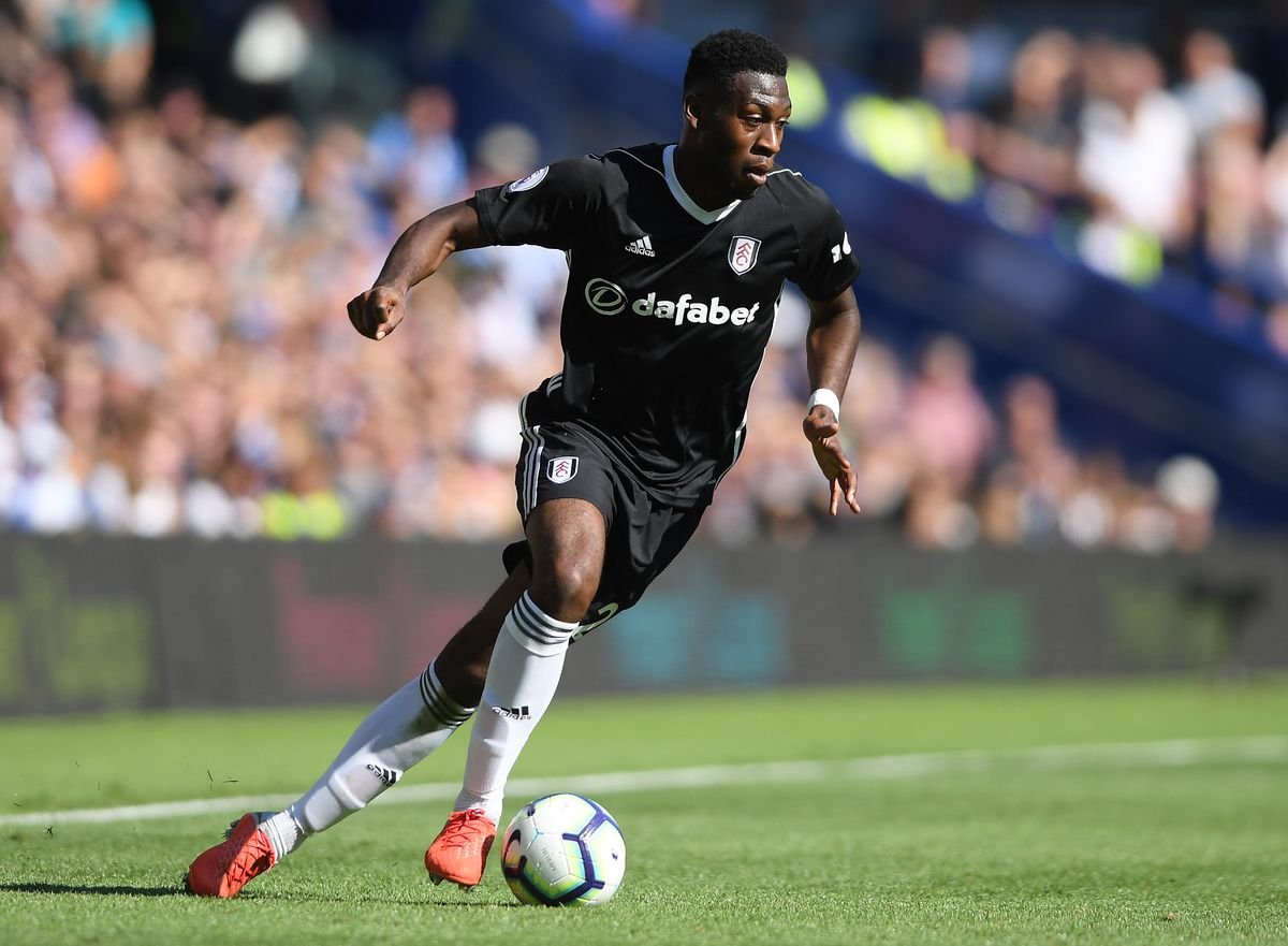 Timothy Fosu-Mensah - Fulham FC - Premier League