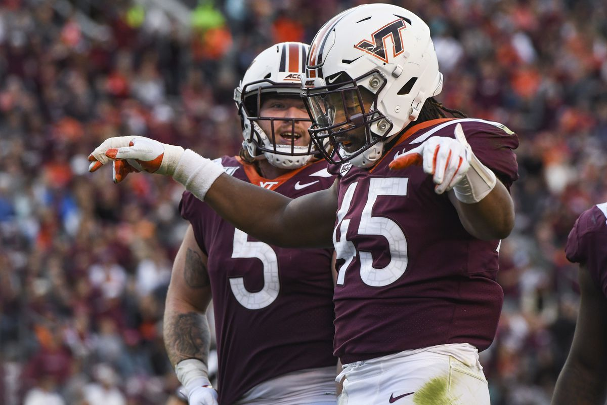 Virginia Tech Football Hokies Pick Up First Commitment For Class Of 2021 Gobbler Country