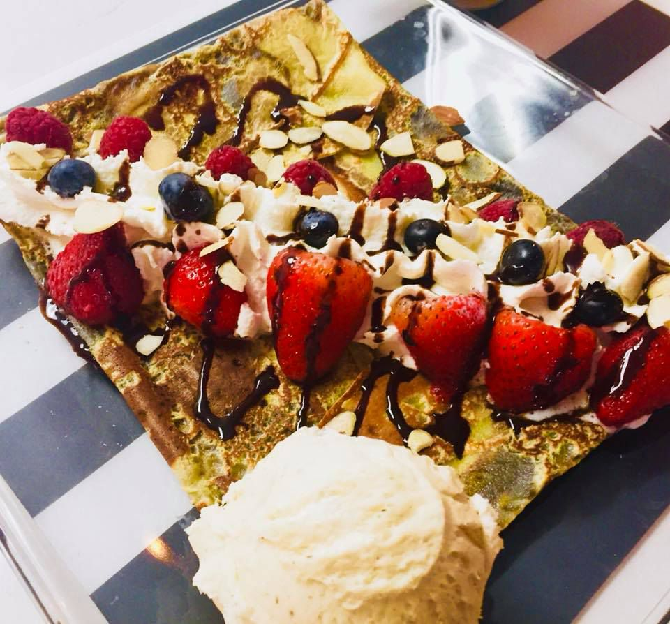 The Real Crepe