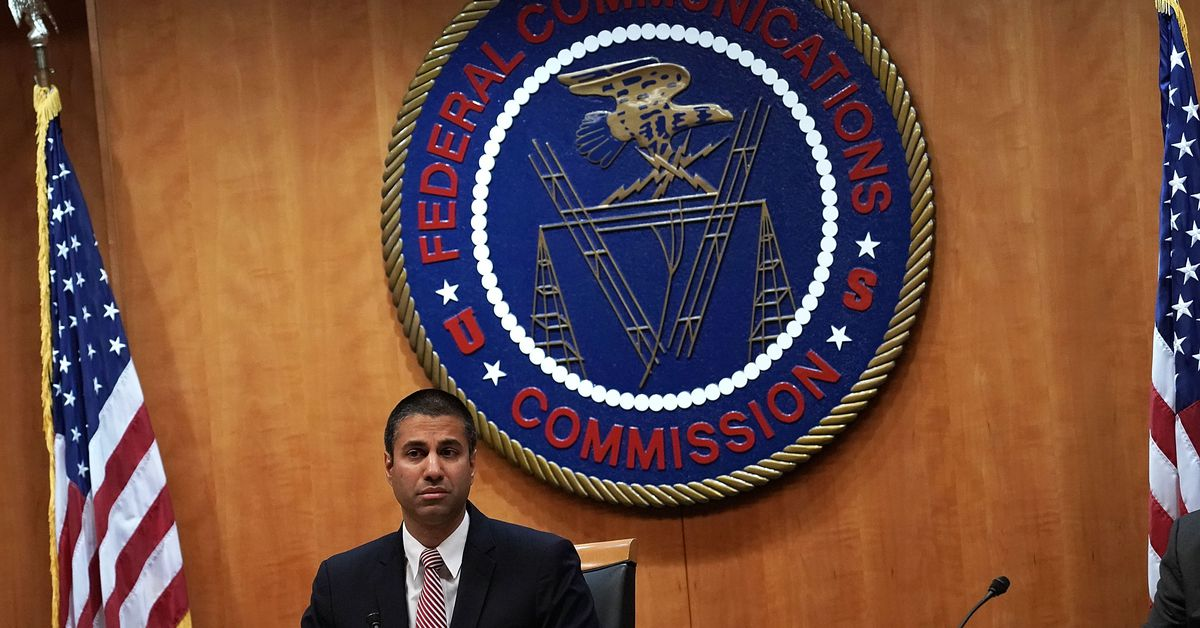 Ajit Pai just handed Republicans a bag of shit