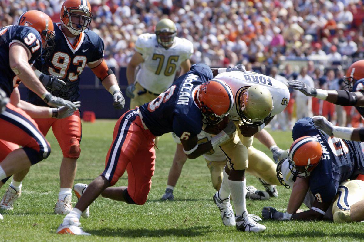 Georgia Tech v Syracuse X