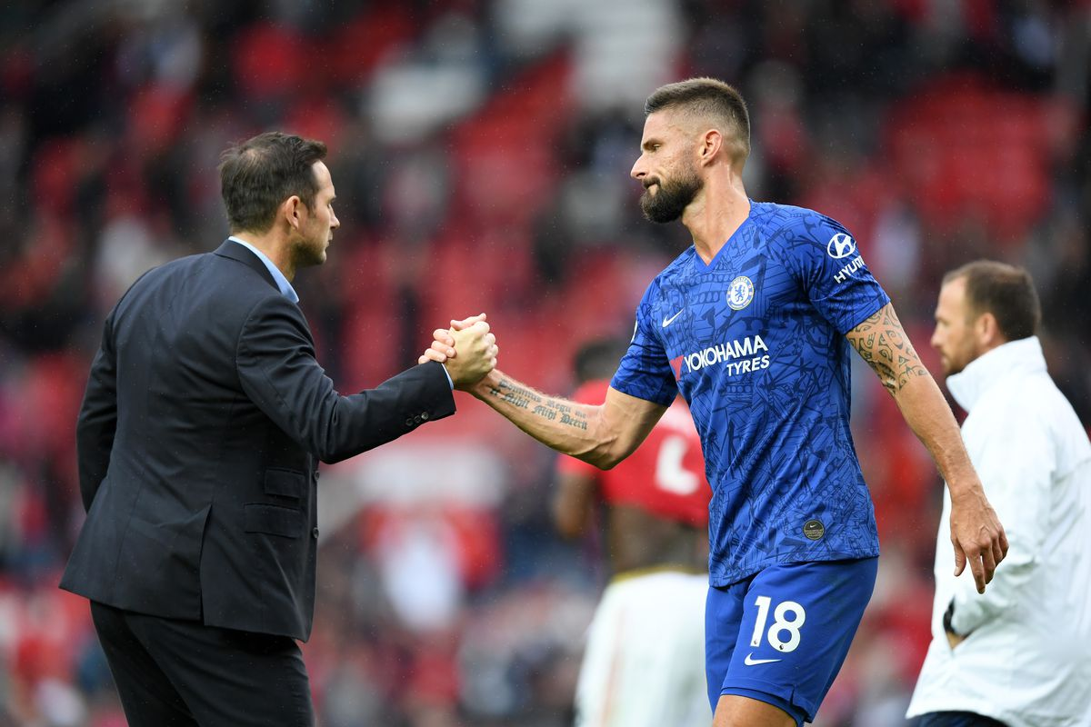 Image result for lampard and giroud