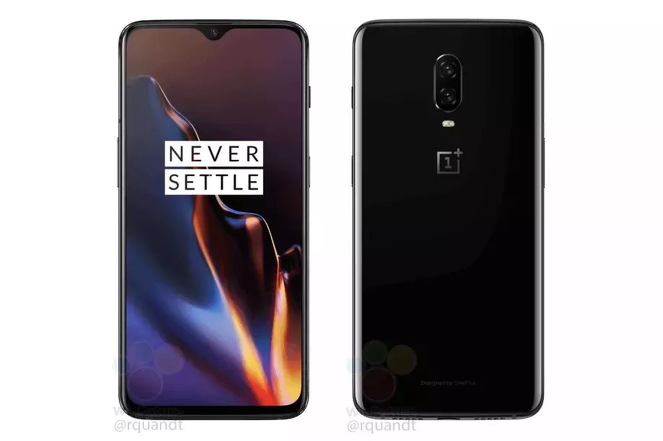 leaked oneplus 6t specs confirm bigger battery