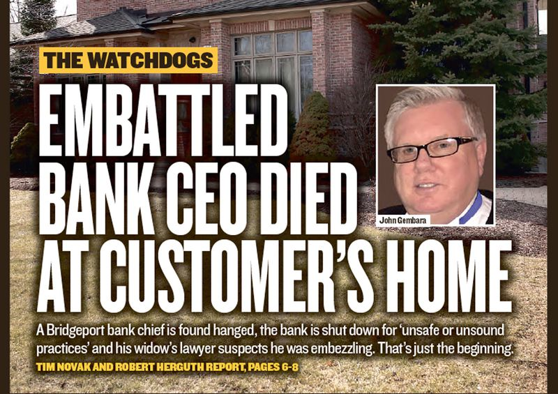 The first story in the Sun-Times investigation of the failed Bridgeport bank Washington Federal Bank for Savings, published March 4, 2018.