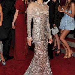 Marion Cotillard in Christian Dior in 2010.