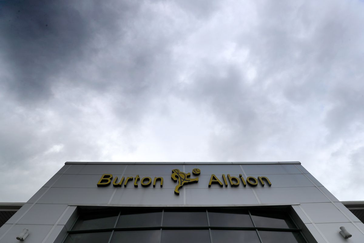 Burton Albion v Wolverhampton Wanderers - Sky Bet Championship - Pirelli Stadium