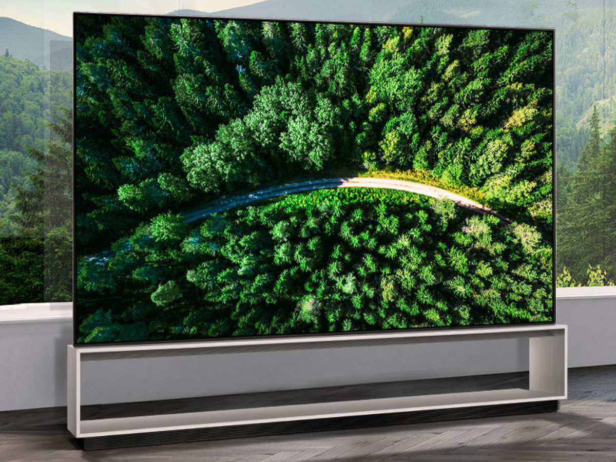 TVs at CES 2019: 8K is still just a fantasy – The Verge