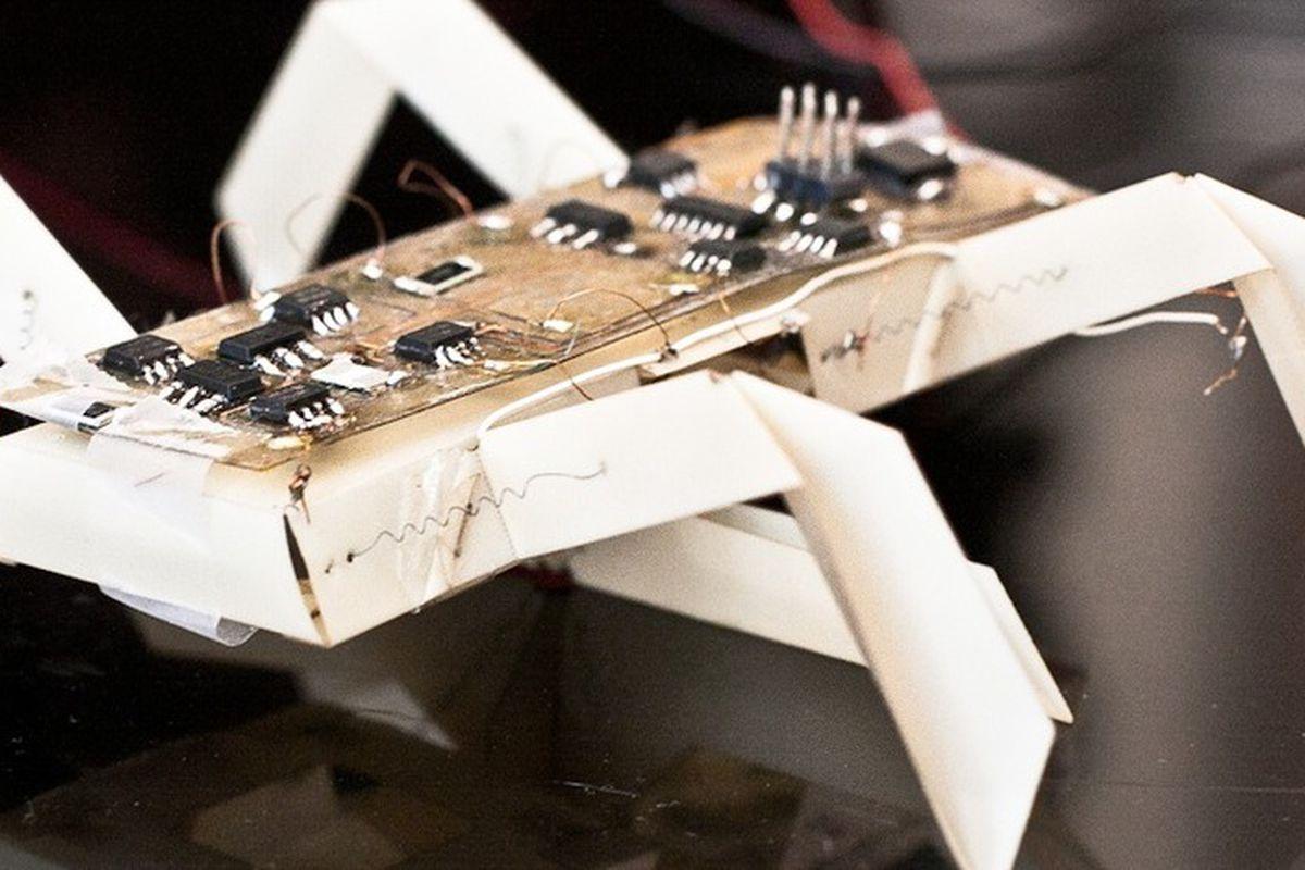 MIT printable robot