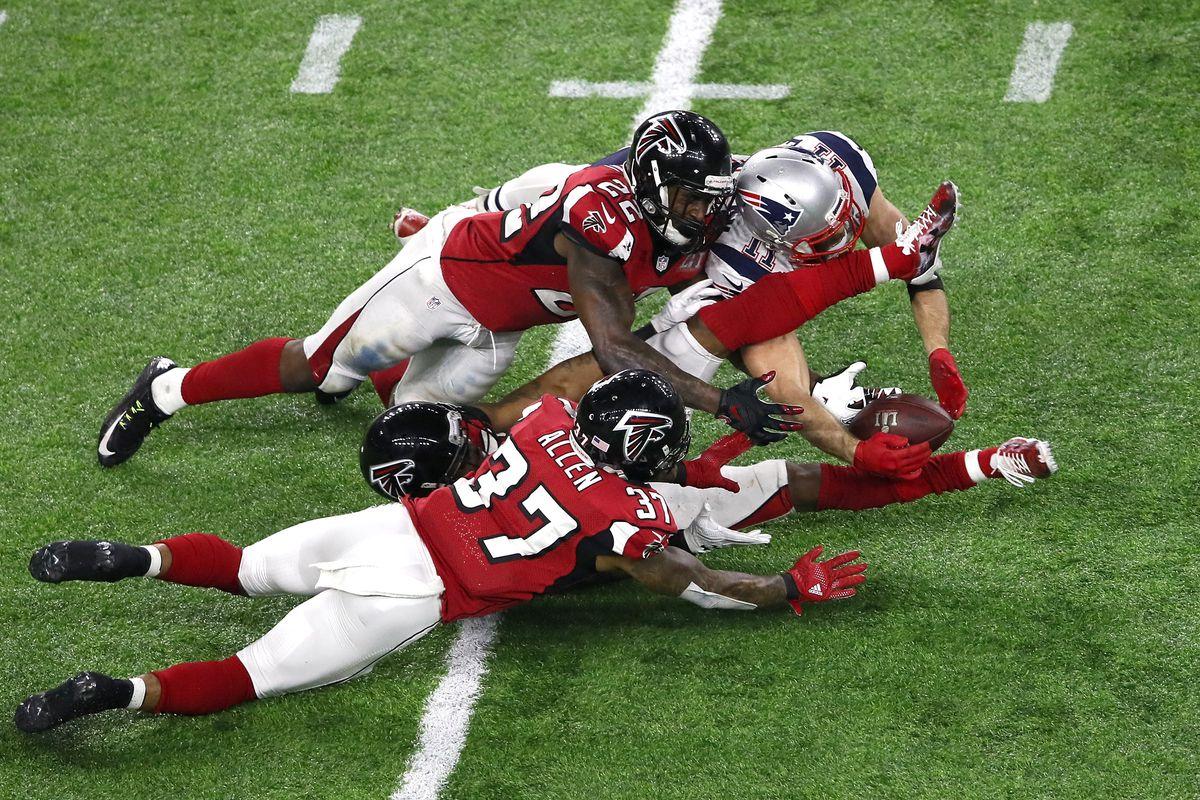 Patriots Super Bowl history  Super Bowl LI was a thriller for the ... 7bf2ece63