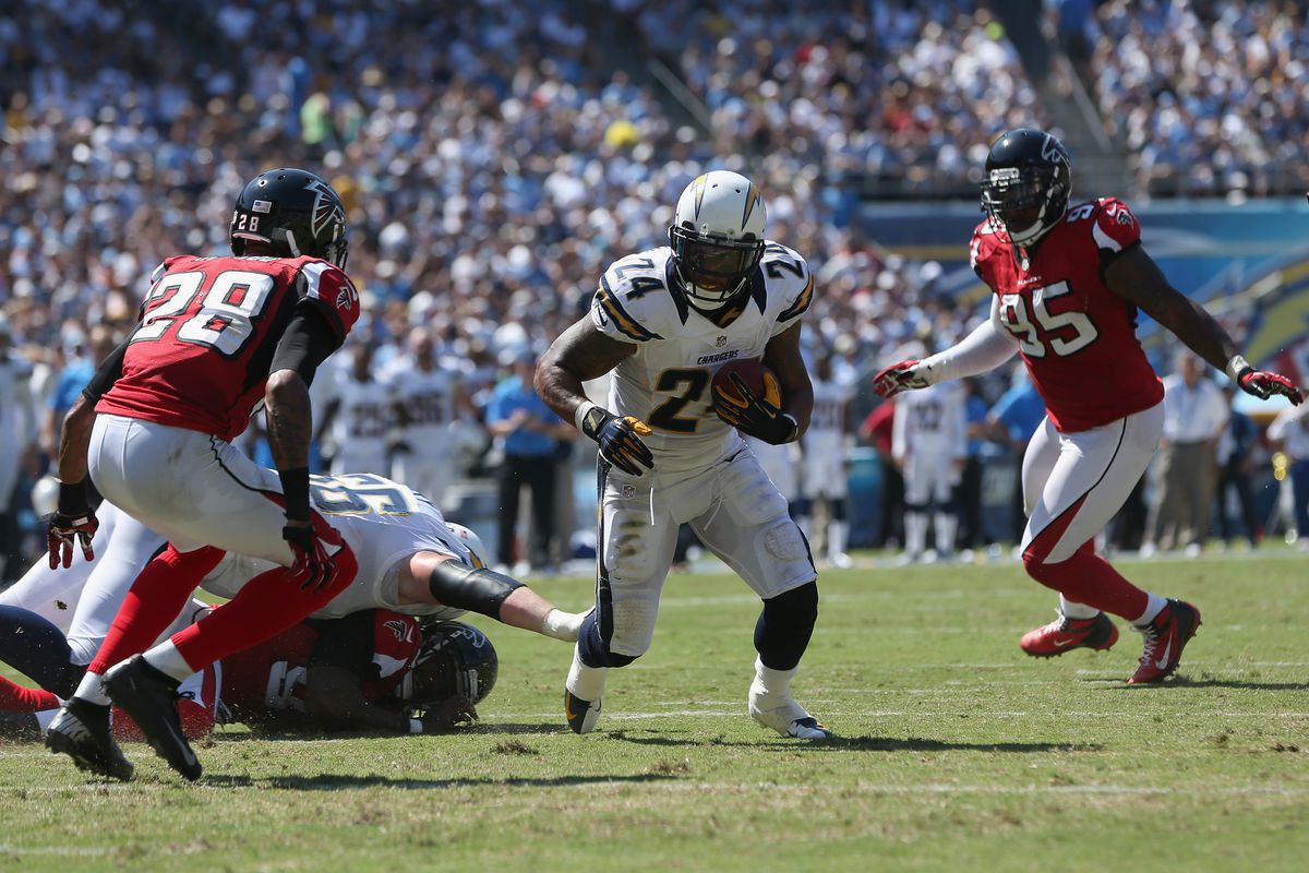 Falcons vs. Chargers odds: Atlanta is favored at last - The Falcoholic