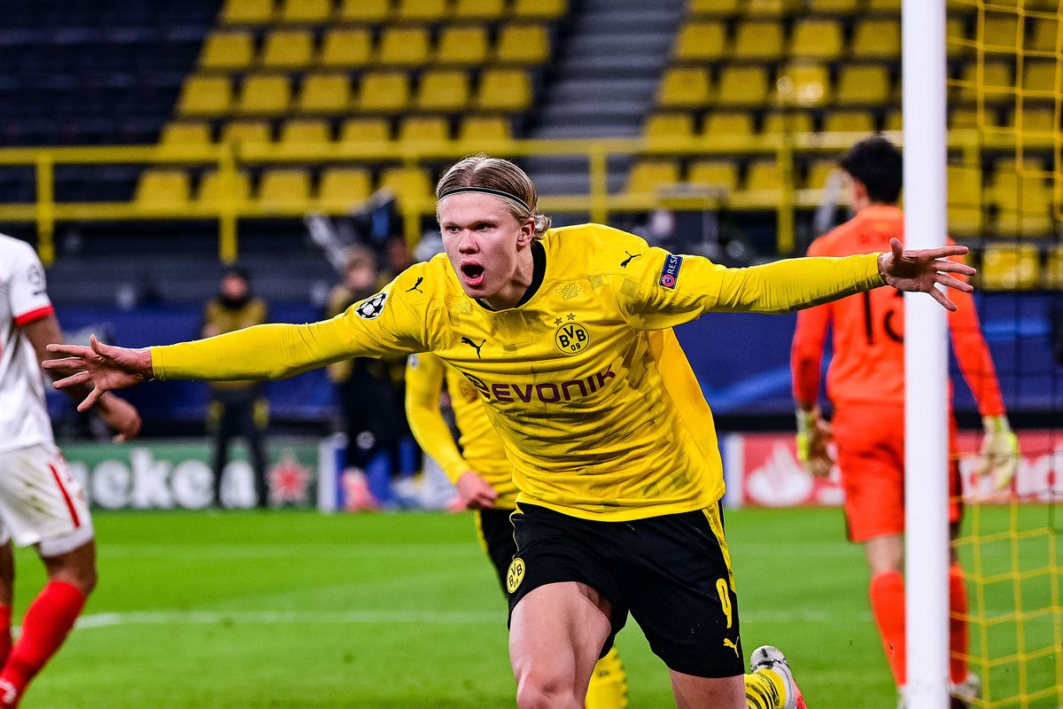 How Does Erling Haaland S Season Compare To Other Borussia Dortmund Legends Fear The Wall