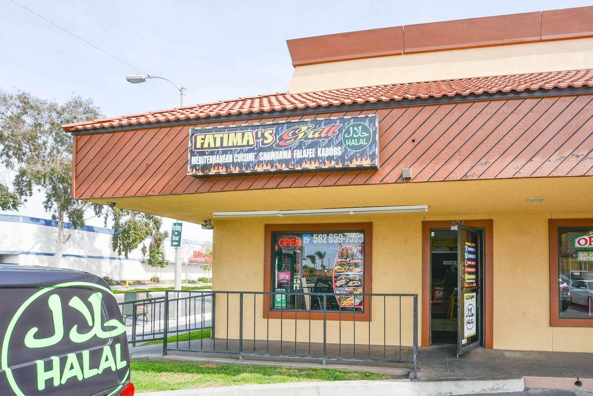 Fatima's Grill in Downey.
