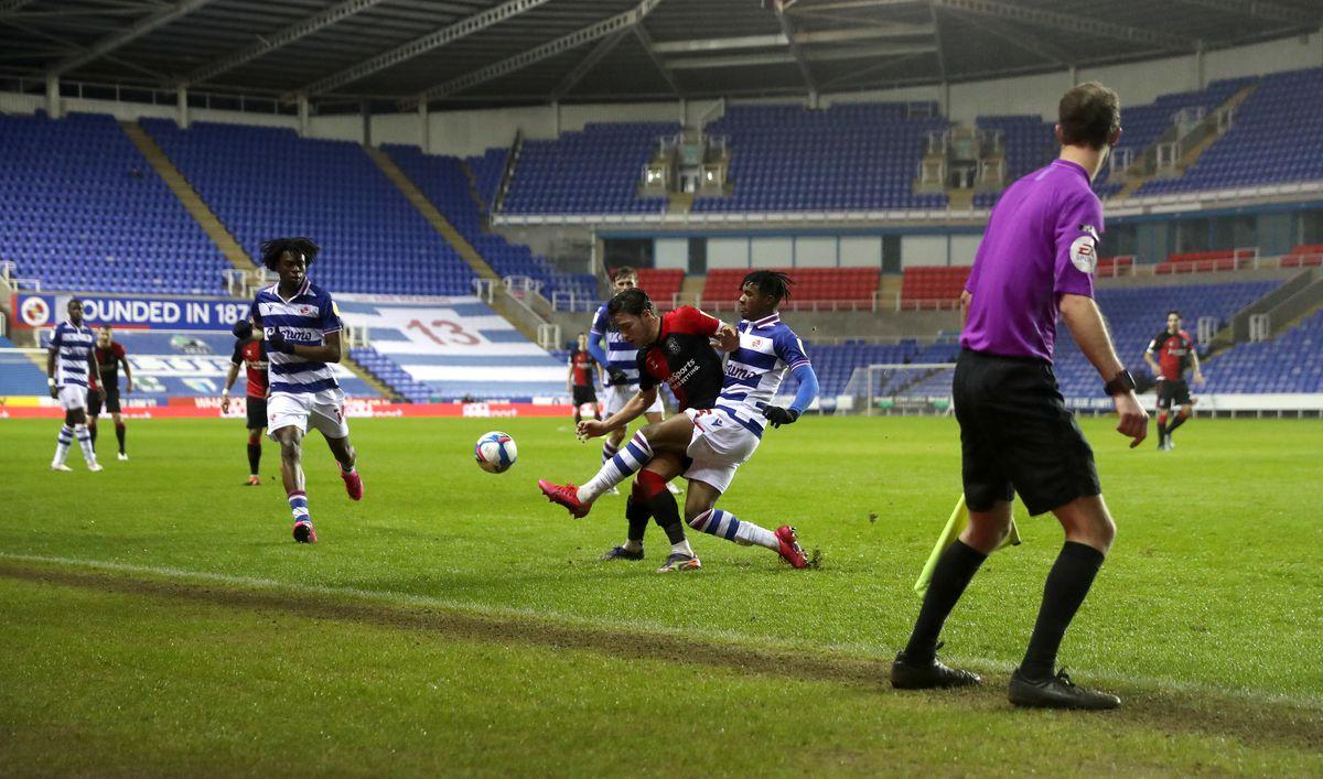 Reading v Coventry City - Sky Bet Championship - Madejski Stadium