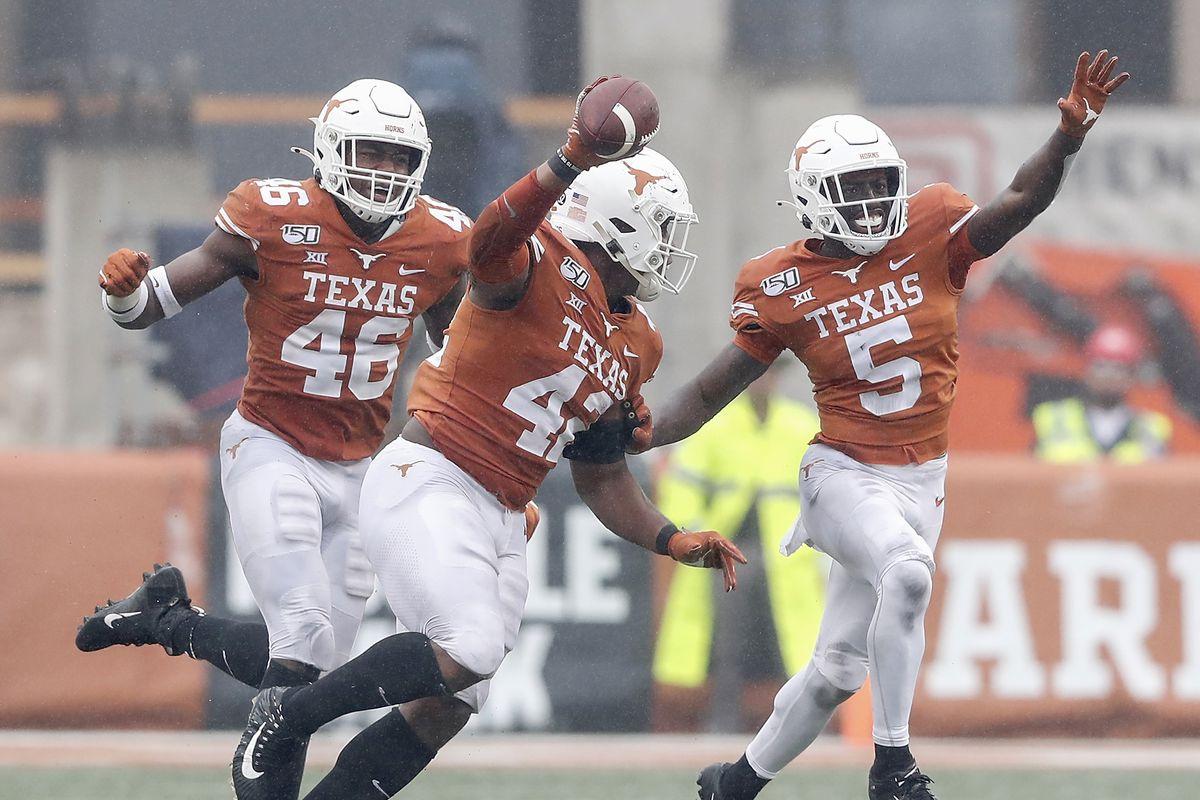 Texas Tech v Texas