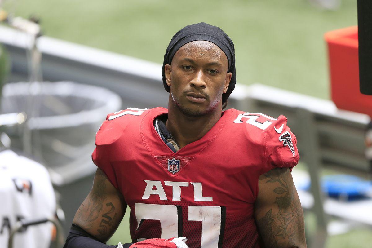 NFL: OCT 25 Lions at Falcons