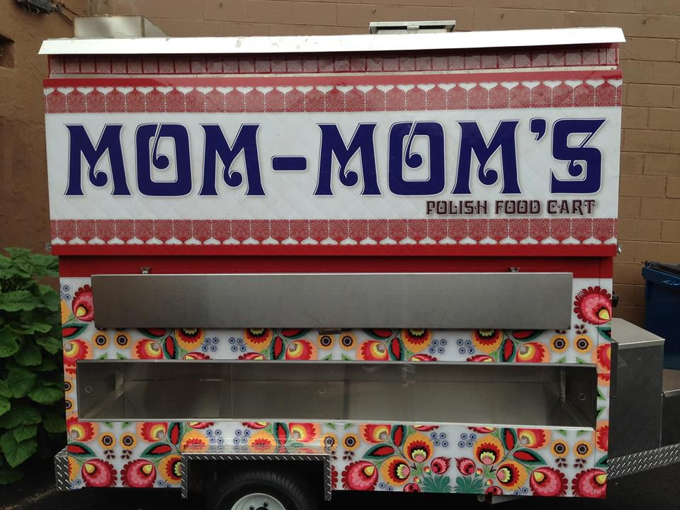 "[Photo: <a href=""https://www.facebook.com/pages/Mom-Moms-Polish-Food-Cart/456711741077283?sk=photos_stream"">Facebook</a>]"