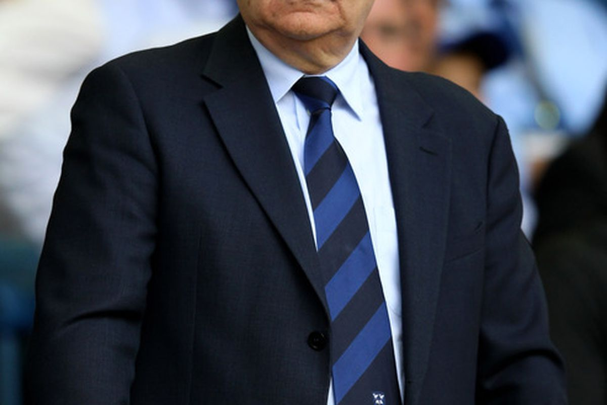 Kenwright: Desperate to sell, so are we.
