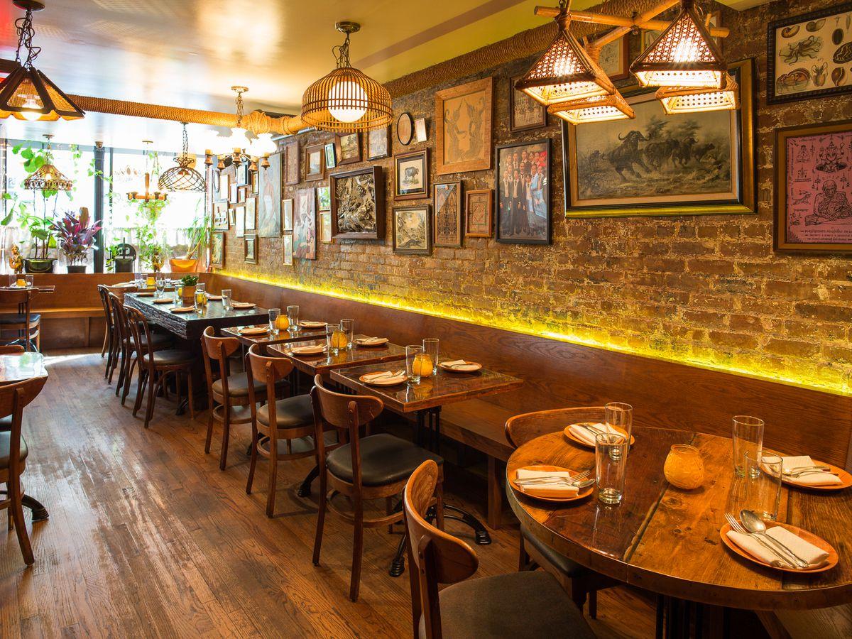 NYC's 2019 Michelin-Starred Restaurants, Mapped - Eater NY