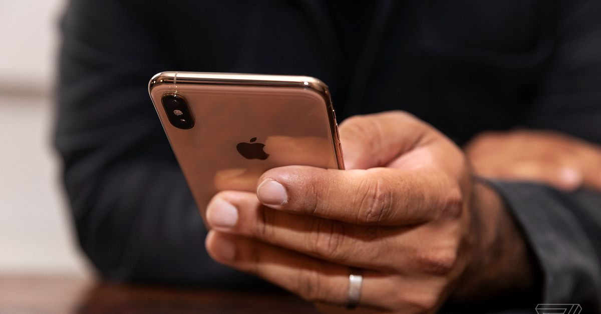 New Apple patent suggests iPhones could warn against spam calls one day