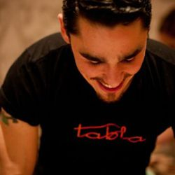 Tabla's Anthony Cafiero.