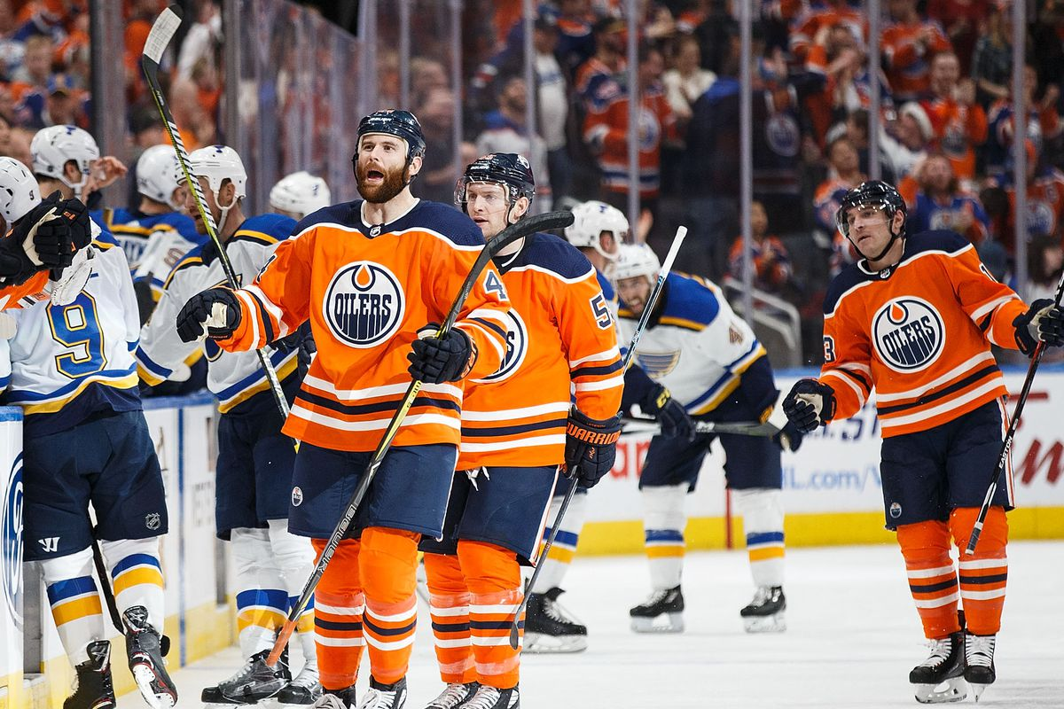 71da0b261ef Recap: Oilers 3 vs Blues 2 - The Copper & Blue