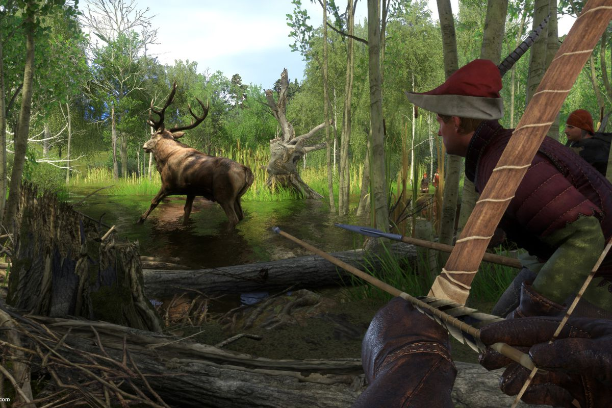 Kingdom Come Deliverance Says Stretch Goal Dlc Is Still Coming Update Polygon