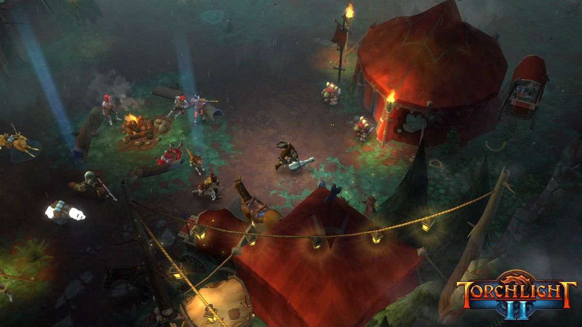 Torchlight 2 on Switch: Continuing its war with Diablo 3