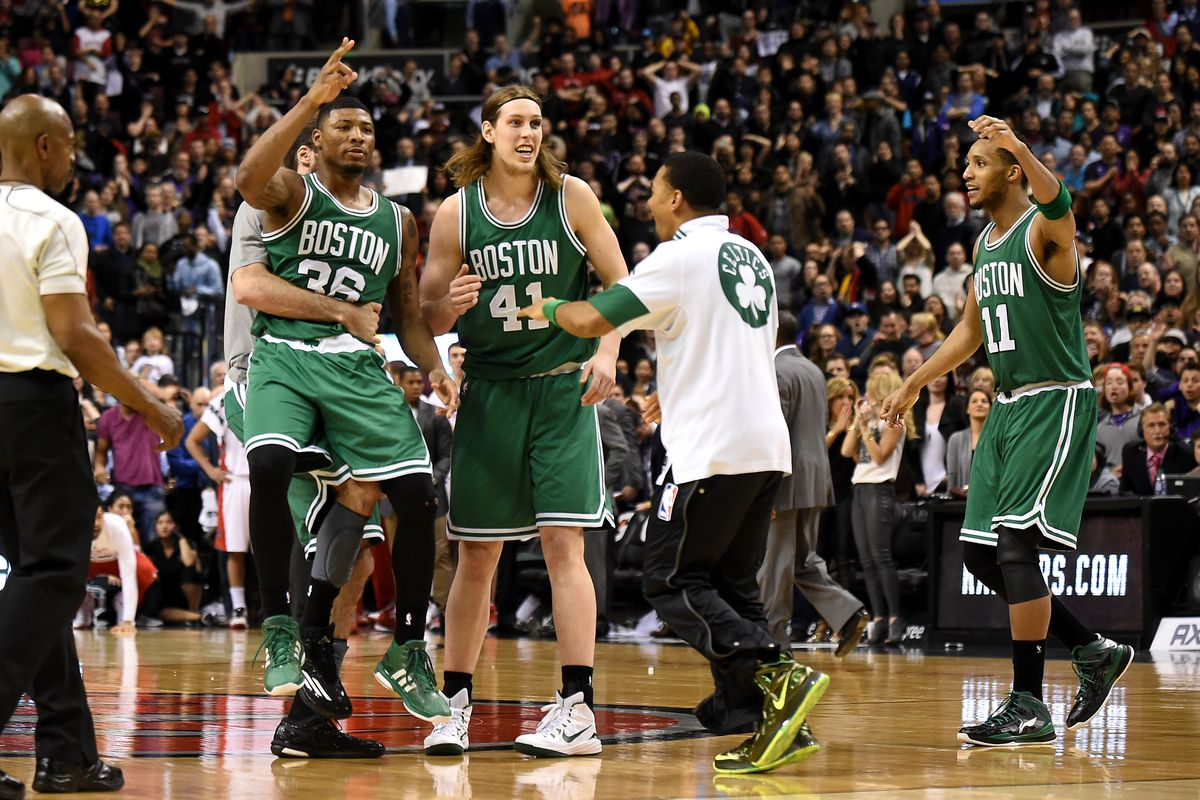 These Celtics are on their way.