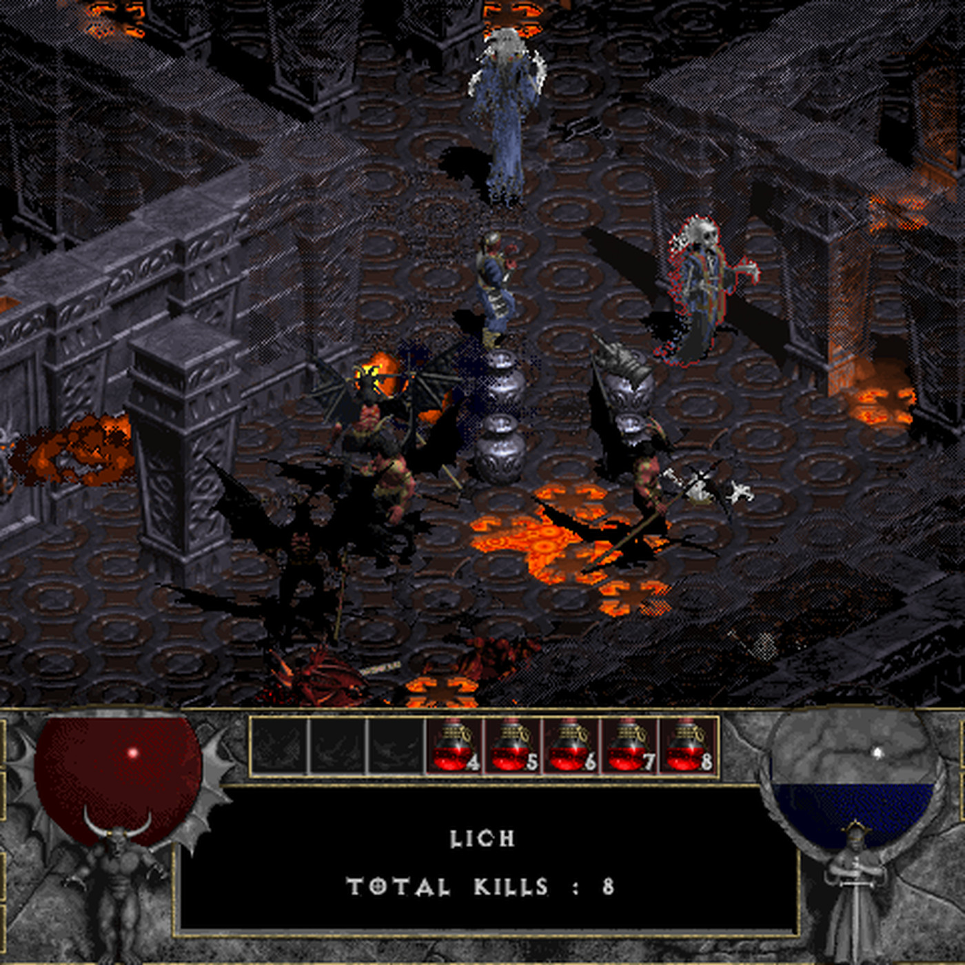 Diablo On Gog Now Includes The Hellfire Expansion Polygon