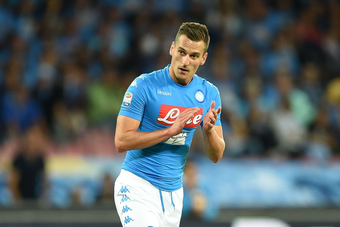 AC Milan Will Turn Their Sights To Napoli Front Man For The Summer; Ibrahimovic Departure Expected