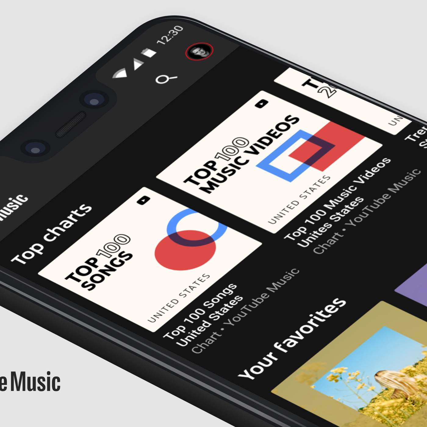 Youtube Music Will Now Come Preinstalled On Android Devices The Verge