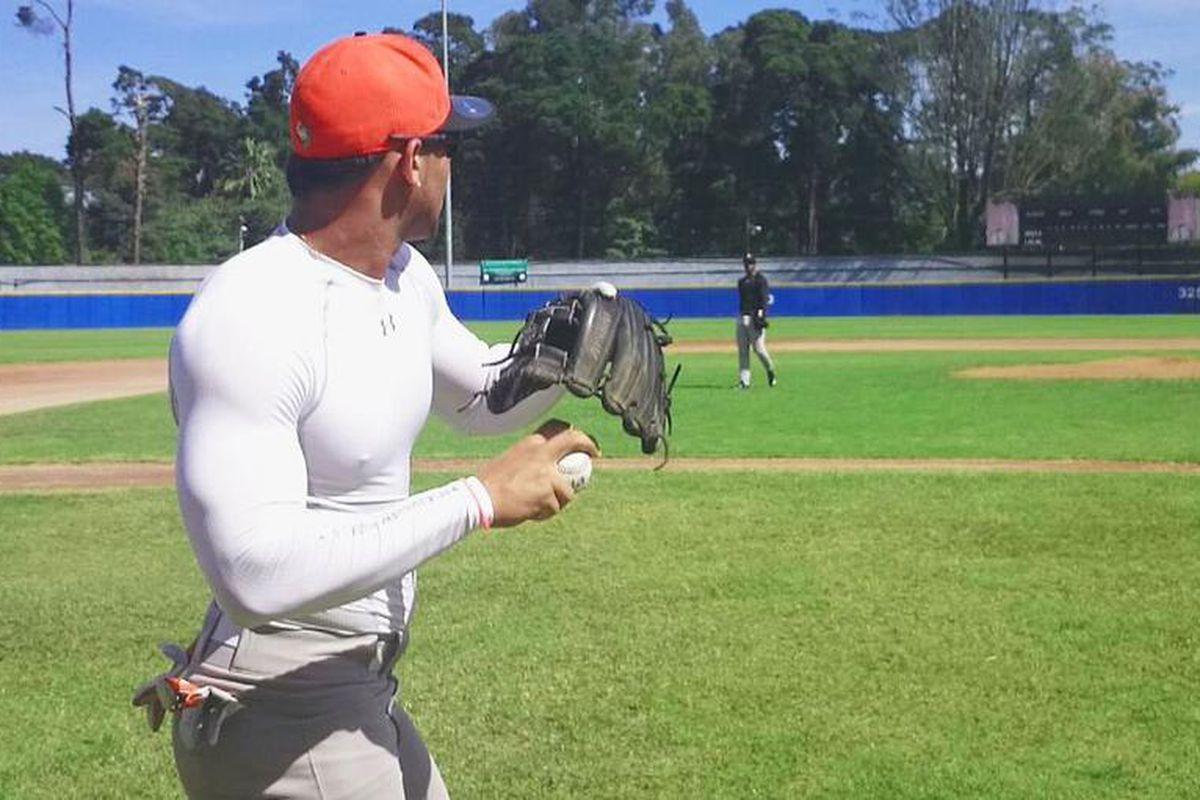 Moncada Baseball