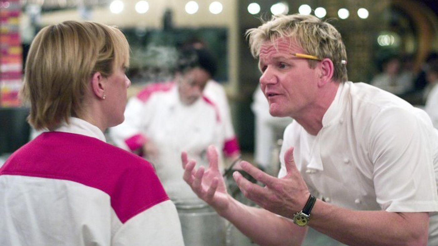 Gordon Ramsay's Most Hilarious Insults Ever