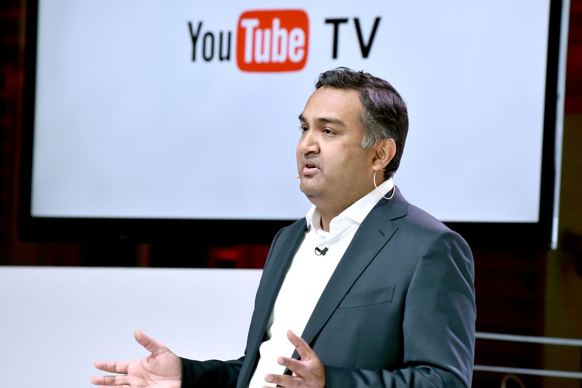Q&A with Neal Mohan: the man with YouTube's most impossible job - Vox